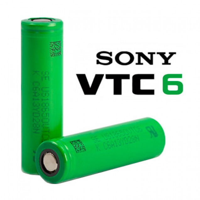 Sony VCT6 18650 Battery