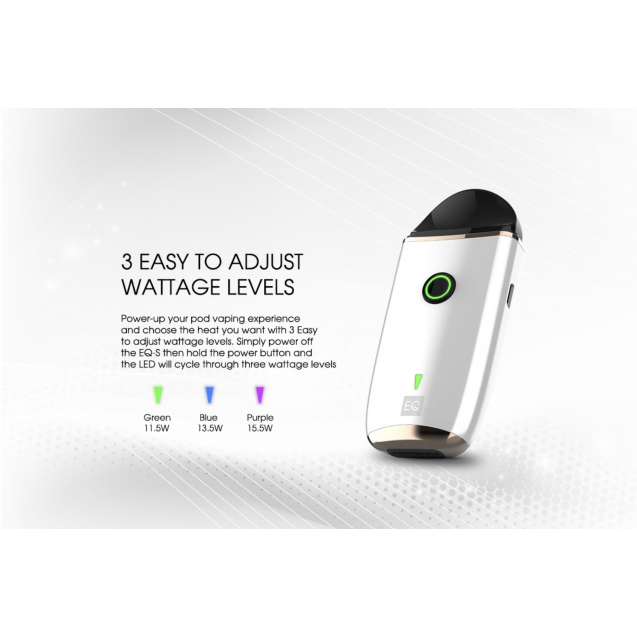 Innokin EQS Kit Bundle + 3 E-liquids