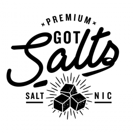 Got Salts Salt E-Liquid Three For £11.95