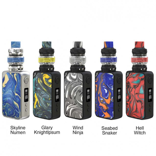 Eleaf iStick Mix, Full Kit