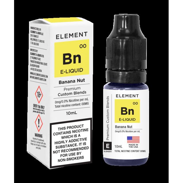 Element Banana Nut, 10mL